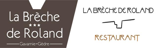 Click & Collect | La Brèche de Roland *** Gavarnie-Gèdre Logo